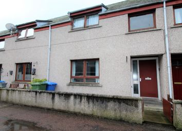Thumbnail 2 bed terraced house for sale in Caledonian Street, Nairn