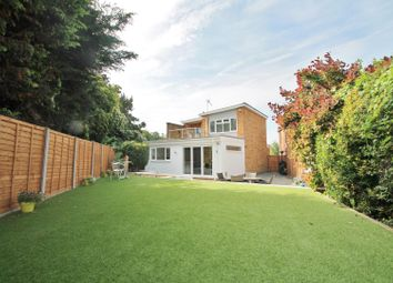 Thumbnail 3 bed detached house for sale in Appleshaw Close, Gravesend