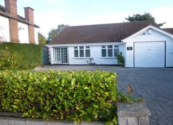 Thumbnail 4 bed bungalow to rent in Grasmere Road, Neston