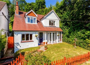 Thumbnail 4 bedroom detached house for sale in Crescent Road, Caterham, Surrey