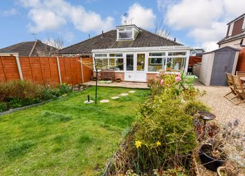 Thumbnail 3 bed semi-detached bungalow for sale in Waterloo Close, Cowplain, Waterlooville