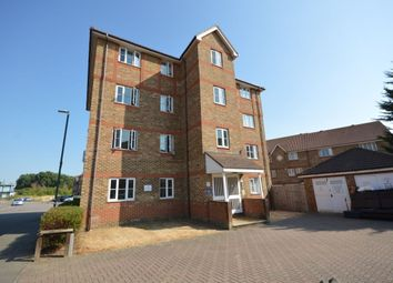 Thumbnail 2 bed flat for sale in Fairway Drive, North Thamesmead, London