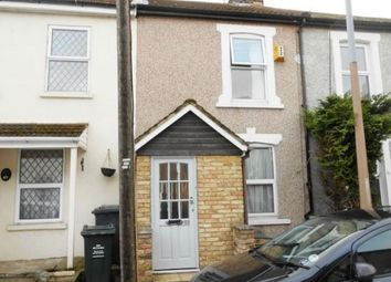 Thumbnail 2 bed property to rent in Broomfield Road, Swanscombe