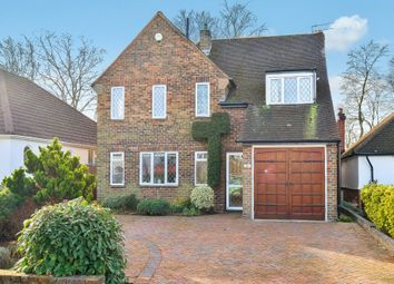 Thumbnail 4 bed detached house for sale in Park Avenue, Orpington