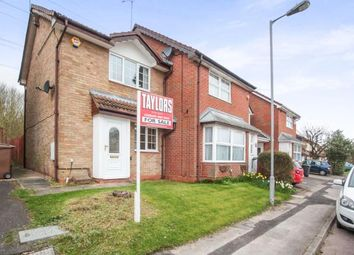 Thumbnail 2 bed end terrace house for sale in Whitehaven, Luton, Bedfordshire, Barton Hills