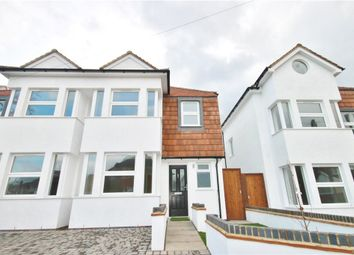 Thumbnail 4 bed semi-detached house for sale in Runnymede Road, Twickenham