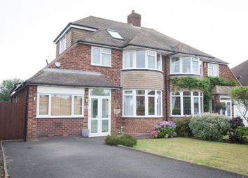 Thumbnail 4 bed semi-detached house for sale in Denholm Road, Sutton Coldfield