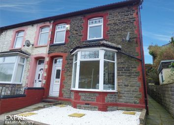 Thumbnail 4 bed end terrace house for sale in Aberrhondda Road, Porth, Mid Glamorgan