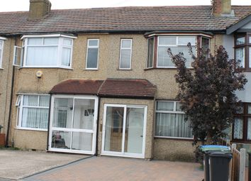 Thumbnail 3 bed terraced house to rent in Windsor Road, Enfield