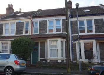 Thumbnail 5 bedroom terraced house to rent in Stanley Avenue, St Andrews, Bristol