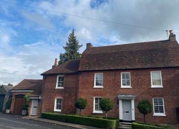 Thumbnail 5 bed semi-detached house for sale in High Street, Wrotham, Sevenoaks