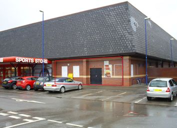 Thumbnail Retail premises to let in Plas Coch Retail Park, Wrexham
