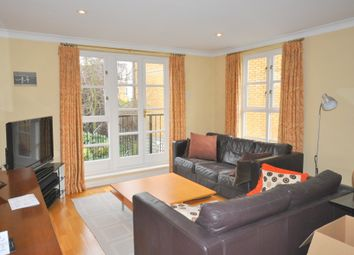 Thumbnail 2 bed flat to rent in Willow Court, Corney Reach Way, Chiswick