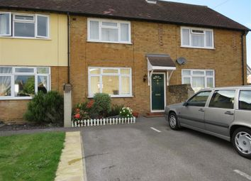Thumbnail 2 bed terraced house for sale in Ormesby Road, Badersfield, Norwich