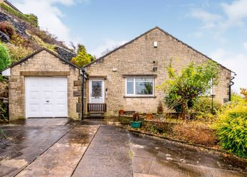 Thumbnail 2 bed detached bungalow for sale in Well Hill, Honley, Holmfirth
