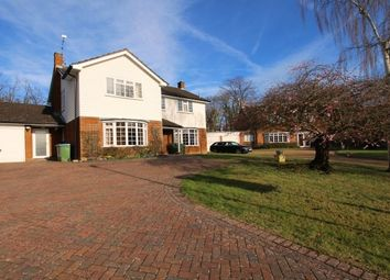 Thumbnail 4 bed property to rent in The Garth, Cobham