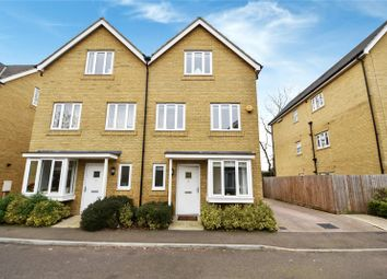 Thumbnail 3 bed semi-detached house for sale in Martin Drive, Stone, Dartford, Kent