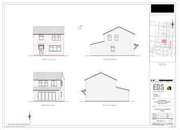 Thumbnail 3 bed detached house for sale in Lewiston Road, Chaddesden, Derby