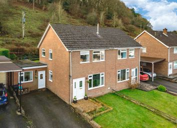 Thumbnail 3 bed semi-detached house for sale in Underhill Crescent, Knighton