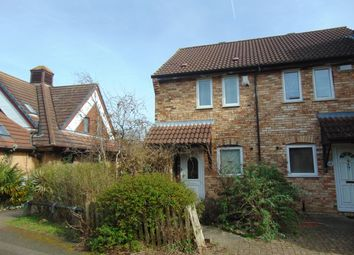Thumbnail 2 bed semi-detached house to rent in Heron Walk, Oxen Lease, Singleton, Ashford