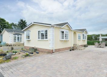 Thumbnail 2 bed mobile/park home for sale in Cuthill Brae, Willow Wood Residential Park, West Calder, West Lothian