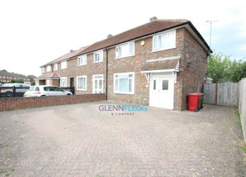 Thumbnail 3 bed semi-detached house to rent in Trelawney Avenue, Langley, Slough