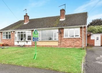 Thumbnail 4 bed bungalow for sale in Hornton Road, Horninglow, Burton-On-Trent