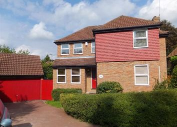 Thumbnail 4 bed detached house to rent in Birch Close, Sevenoaks