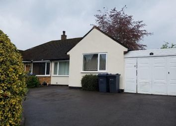 Thumbnail 2 bed semi-detached bungalow to rent in Hillmorton Road, Sutton Coldfield