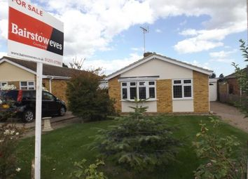 Thumbnail 2 bed bungalow for sale in Elliotts Drive, Walton On The Naze