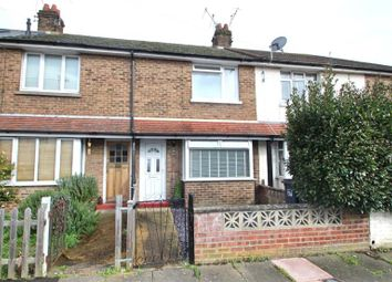 Thumbnail 2 bedroom terraced house for sale in St Anselms Road, Worthing, West Sussex