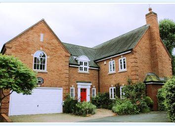 Thumbnail 5 bed detached house for sale in Yeldside Gardens, Cleobury Mortimer, Kidderminster