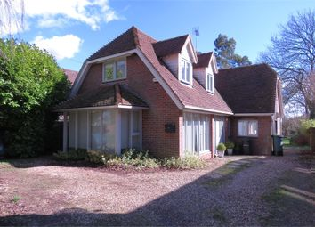 Thumbnail 4 bed detached house for sale in Bottom Pond Road, Wormshill, Sittingbourne, Kent