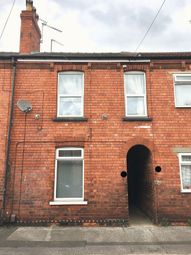 Thumbnail 3 bed terraced house for sale in Hood Street, Lincoln