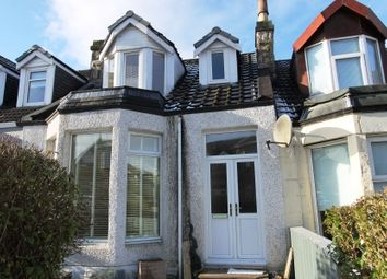 Thumbnail 3 bed terraced house for sale in Albany Avenue, Glasgow