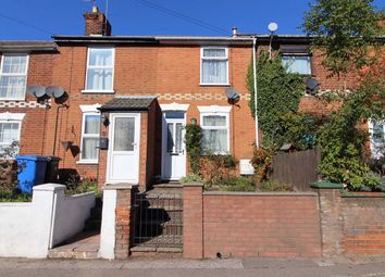 Thumbnail 2 bedroom terraced house for sale in Sproughton Road, Ipswich
