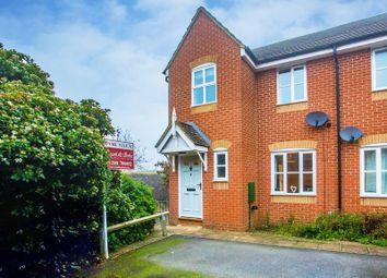 Thumbnail 3 bed terraced house for sale in Lark Rise, Brackley
