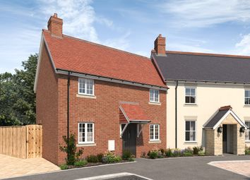 Thumbnail 3 bed end terrace house for sale in Crouch Hill Close, Holwell, Sherborne