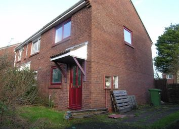 Thumbnail 2 bedroom semi-detached house to rent in Tranwell Close, Pendeford, Wolverhampton