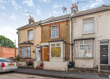 Thumbnail 2 bed terraced house for sale in Suffolk Road, Gravesend, Kent