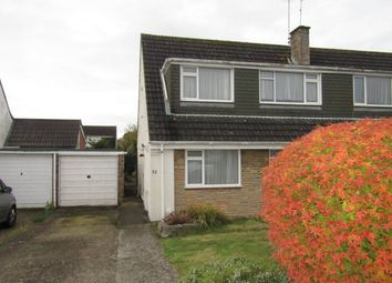 Thumbnail 4 bed property to rent in South Western Crescent, Lower Parkstone, Poole