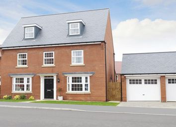 "Thumbnail 5 bed detached house for sale in ""Emerson"" at Albert Hall Place, Coalville"