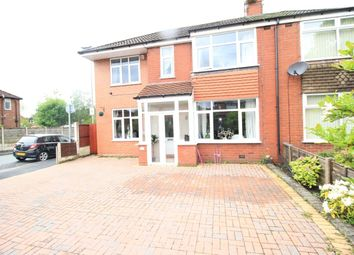 Thumbnail 4 bed semi-detached house for sale in Higher Green Lane, Astley, Tyldesley, Manchester