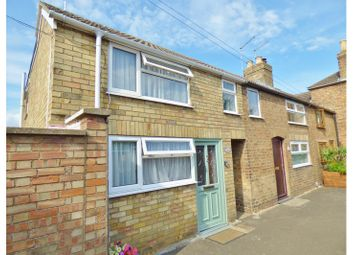 Thumbnail 2 bed end terrace house for sale in Claygate, Whittlesey, Peterborough