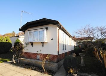 Thumbnail 2 bedroom mobile/park home for sale in Barnes Road, Bournemouth