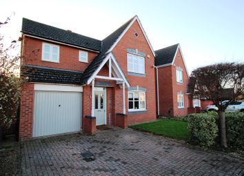 Thumbnail 4 bed detached house for sale in Peacock Mews, Kidderminster
