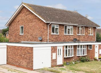 Thumbnail 3 bed semi-detached house for sale in Aquila Road, Leighton Buzzard