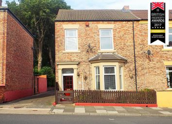 Thumbnail 3 bed end terrace house for sale in Prudhoe Terrace, North Shields
