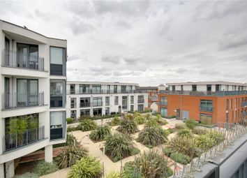 Thumbnail 1 bed property for sale in Charles House, Guildford Street, Chertsey, Surrey
