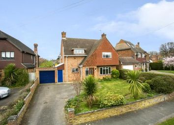 Thumbnail 4 bed detached house for sale in Ridgeway Crescent, Tonbridge, Kent